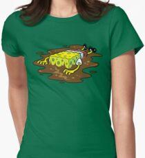 Oily Sponge Women's Fitted T-Shirt