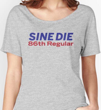 Sine Die - Texas Legislature - 86th Legislature Relaxed Fit T-Shirt