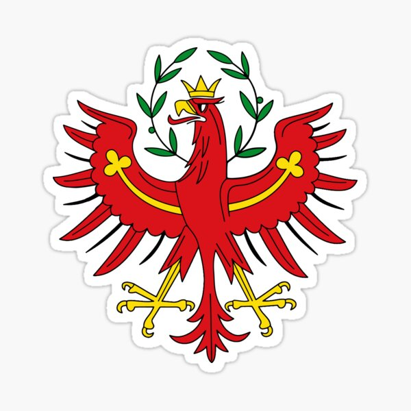 Tirol Sticker