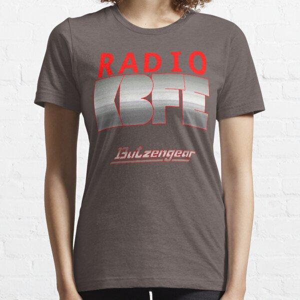 Radio KBFE in verschiedenen Farben Essential T-Shirt