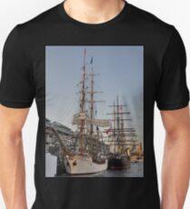 Tall Ships @ Darling Harbour, Sydney, Australia 2013. Unisex T-Shirt