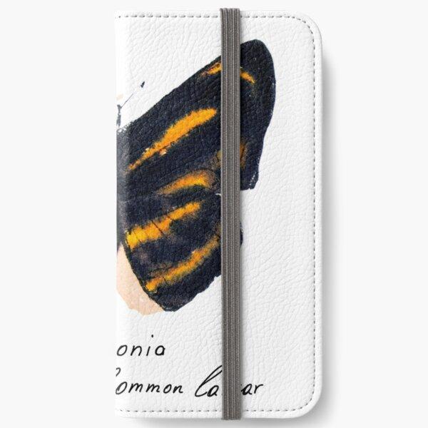 Schmetterling Common Lascar iPhone Flip-Case