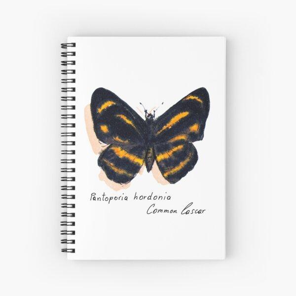 Schmetterling Common Lascar Spiralblock