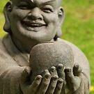 Nan Tien Temple - Buddha by JodieT