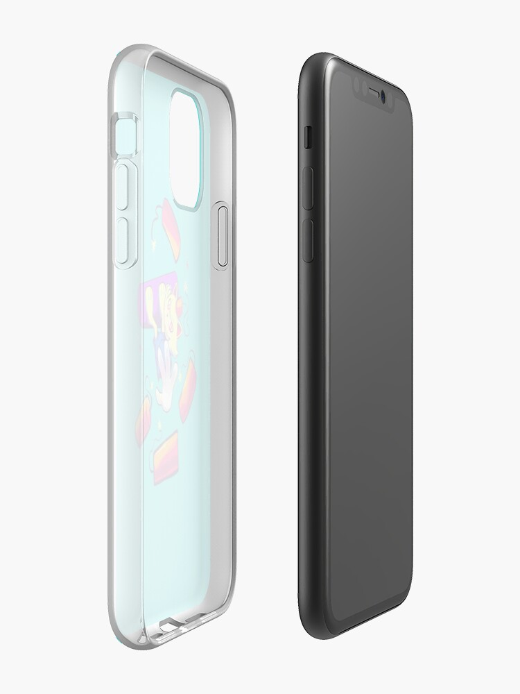 Alternate view of Vanilla's Bombs iPhone Case & Cover
