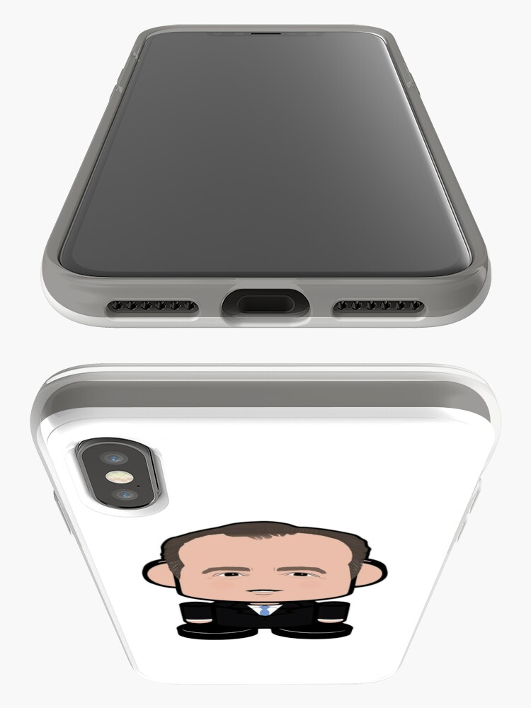Alternate view of Tri-Me POLITICO';BOT Toy Robot iPhone Case & Cover