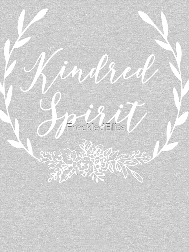 Kindred Spirit, Anne of Green Gables , Anne with an e by FreckledBliss