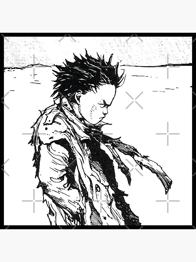 Akira tetsuo rough by zerplin