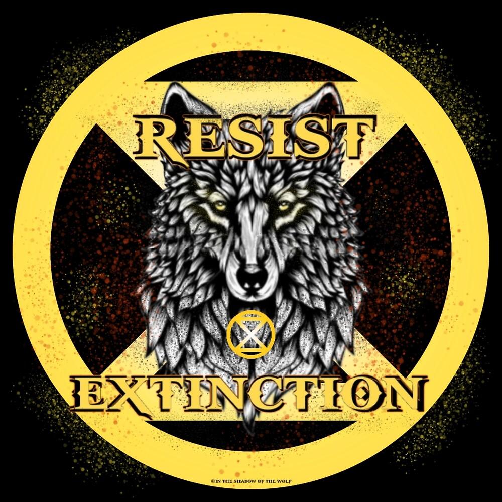 Resist Extinction by WolfShadow27