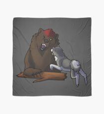 Bear Hound Scarf