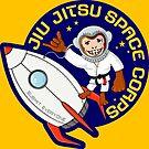 Jiu Jitsu Space Corps - Submit everyone by undersideland