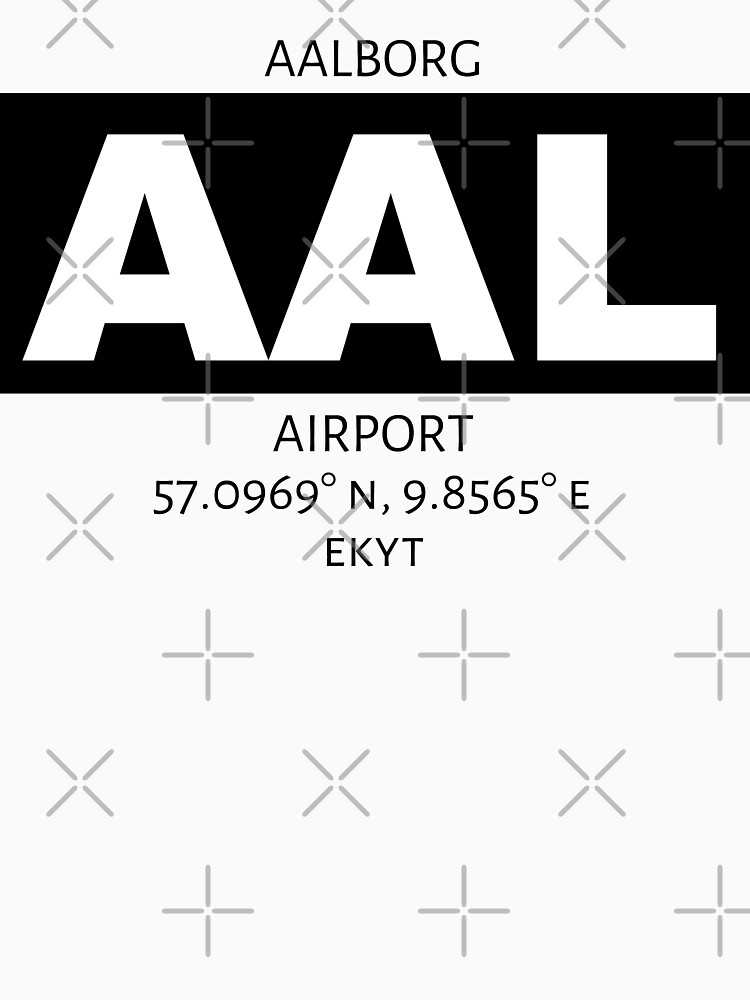 Aalborg Airport AAL by AvGeekCentral