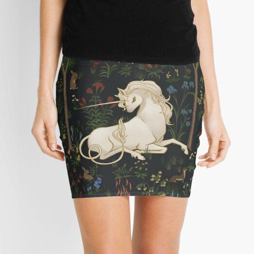 Unicorn Woods Mini Skirt