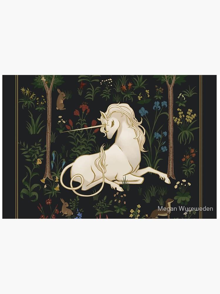 Unicorn Woods by thecreepingmoon