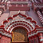 Sri Lanka. Colombo. Red Mosque.  by vadim19
