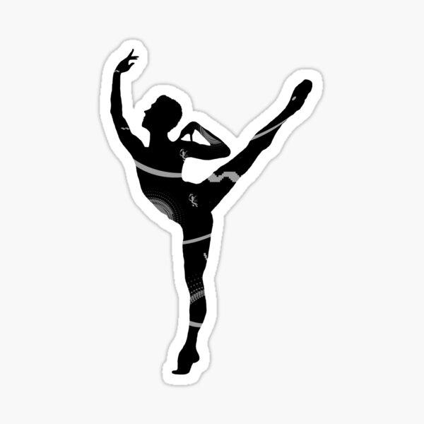 Ballerino Dancer Sticker
