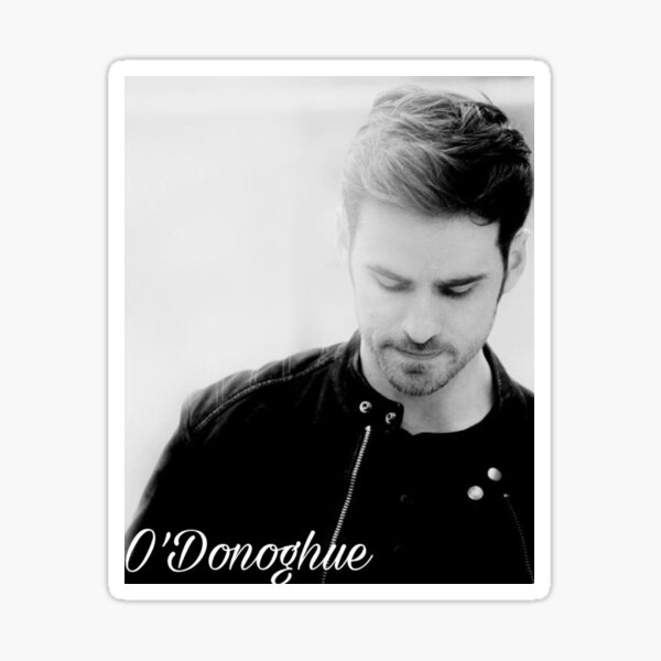 Colin O'Donoghue Sticker