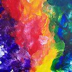 «Humo del arco iris» de MGStrack