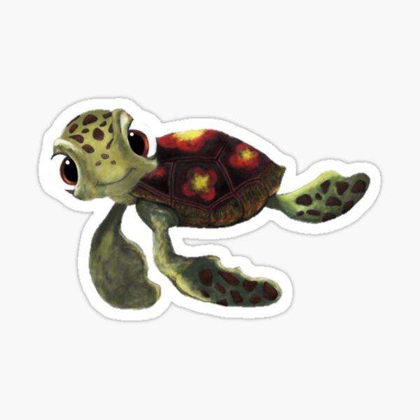 Squirt Finding Nemo Sticker