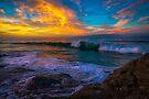 Early Morning Laguna Beach by photosbyflood