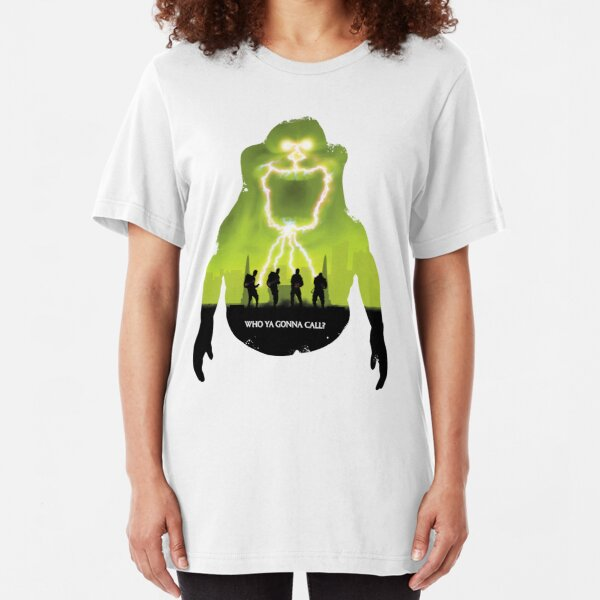 Ghostbusters Slim Fit T-Shirt