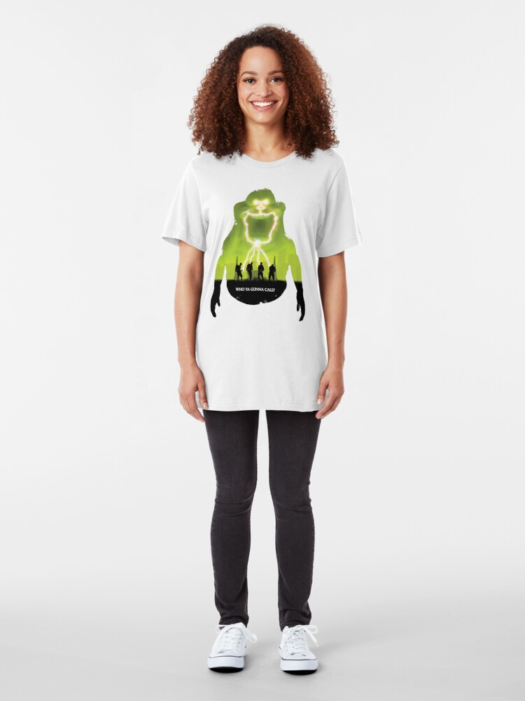Alternate view of Ghostbusters Slim Fit T-Shirt