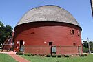 The Round Barn Of Arcadia by coffeebean