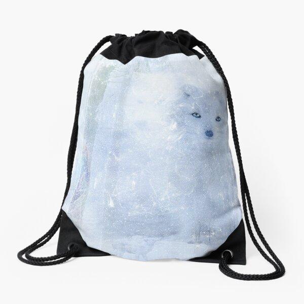 Forest Child Drawstring Bag