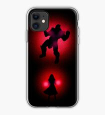 The Witch and The Warlord iPhone Case