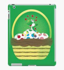 Yoshi's Gift Basket iPad Case/Skin