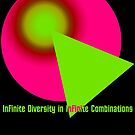 IDIC Green & Pink by Etakeh