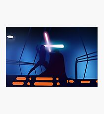 Your Destiny Lies with Me, Skywalker Photographic Print