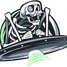 UFO von JeremyKiraly