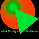 IDIC Red & Green by Etakeh