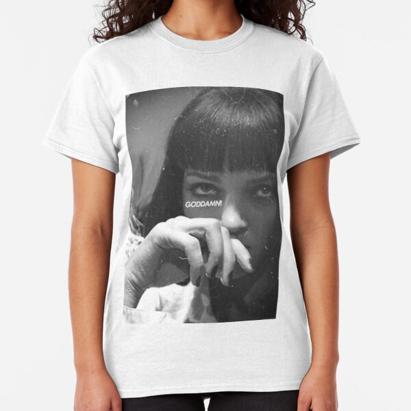 mia wallace Classic T-Shirt