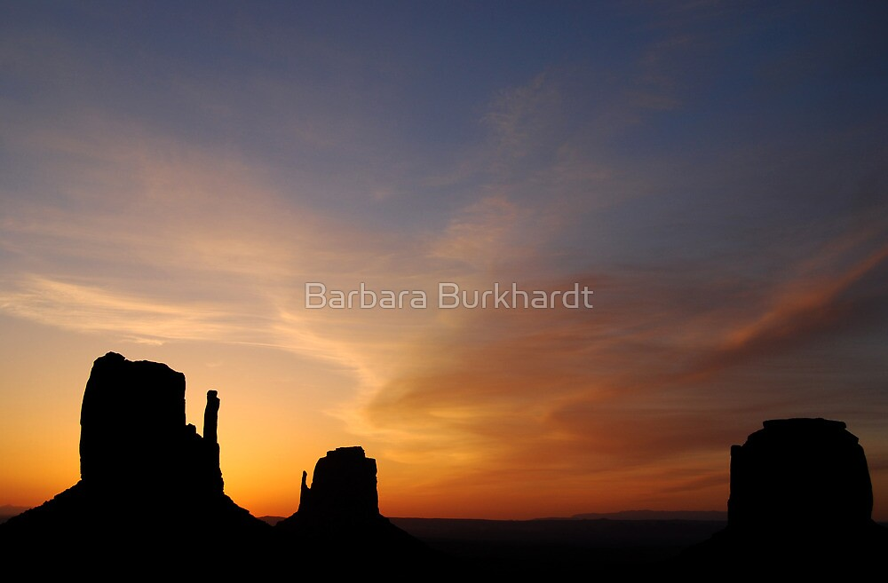 Approach of  Day by Barbara Burkhardt