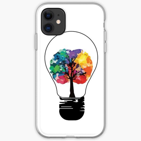 Creative Mind iPhone Soft Case