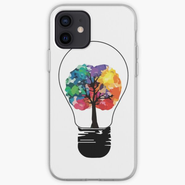 Creative Mind iPhone Soft Case