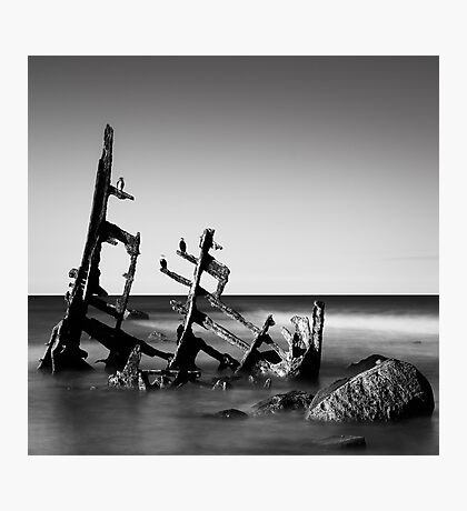 The Resting Point Photographic Print