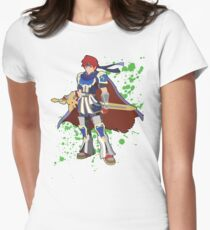 Roy - Super Smash Bros Women's Fitted T-Shirt