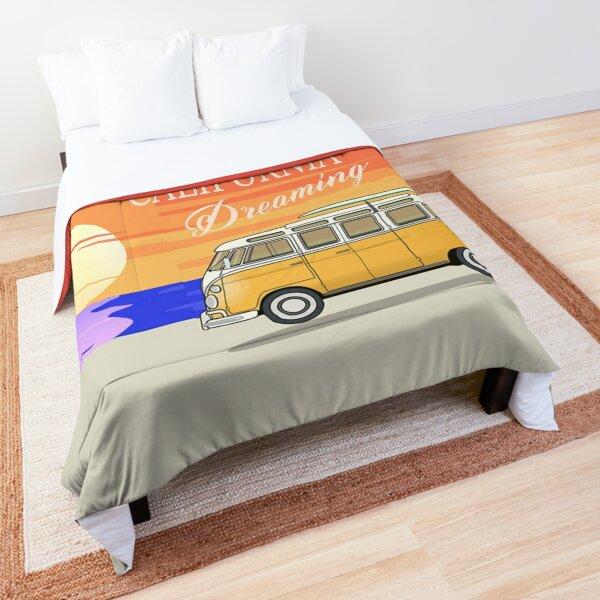 California Dreaming Comforter