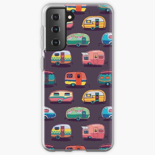 Happy camper Samsung Galaxy Soft Case