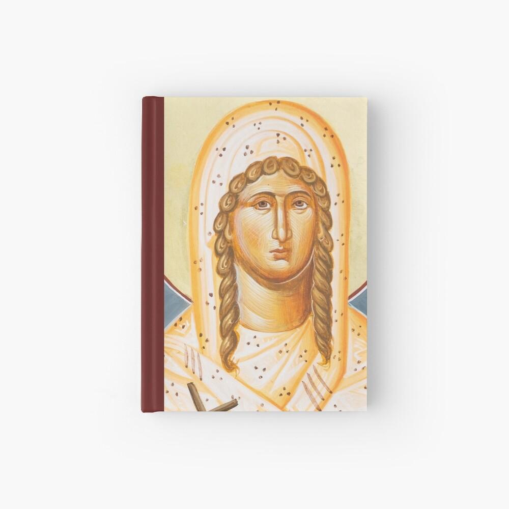 St Julia of Carthage Hardcover Journal