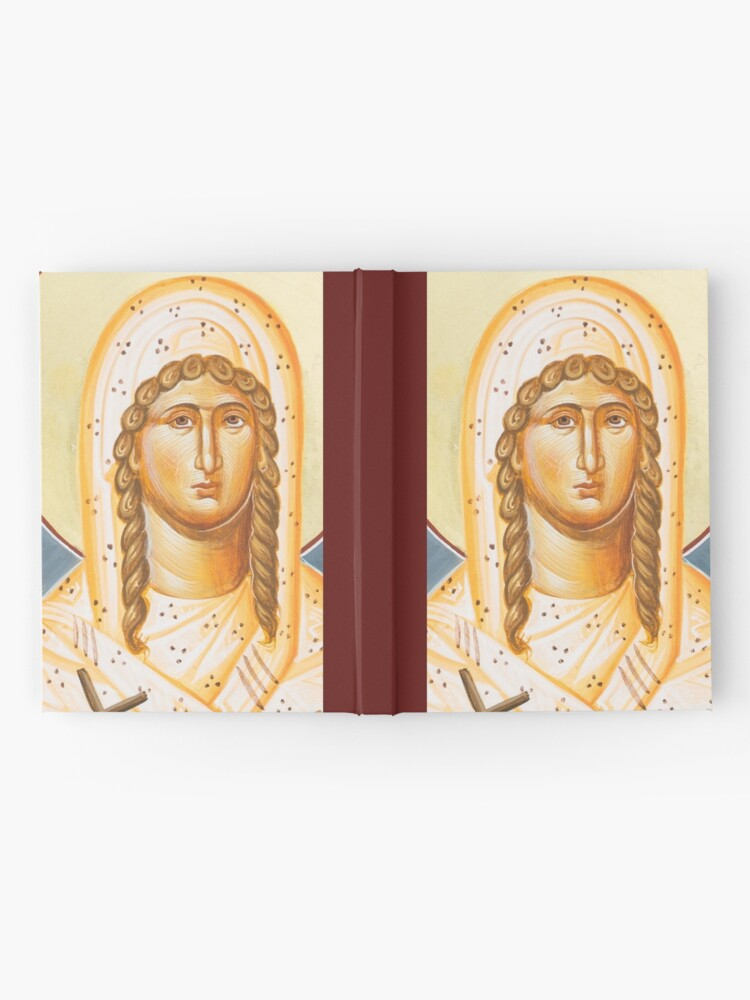 Alternate view of St Julia of Carthage Hardcover Journal