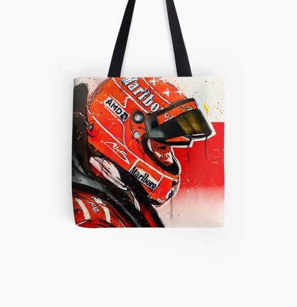Motorsport Images Michael Schumacher San Marino GP Totebag