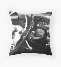 Classic Car 150 Throw Pillow