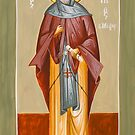 St Anthony the Great by ikonographics