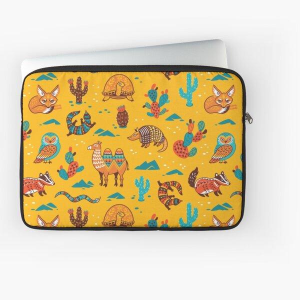 Desert animals Laptop Sleeve