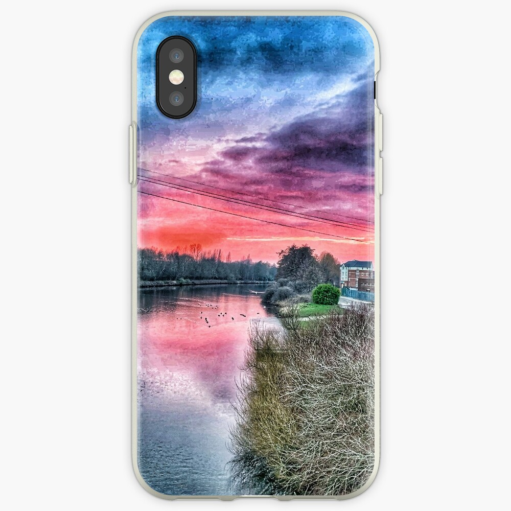 River Mersey  iPhone Case & Cover