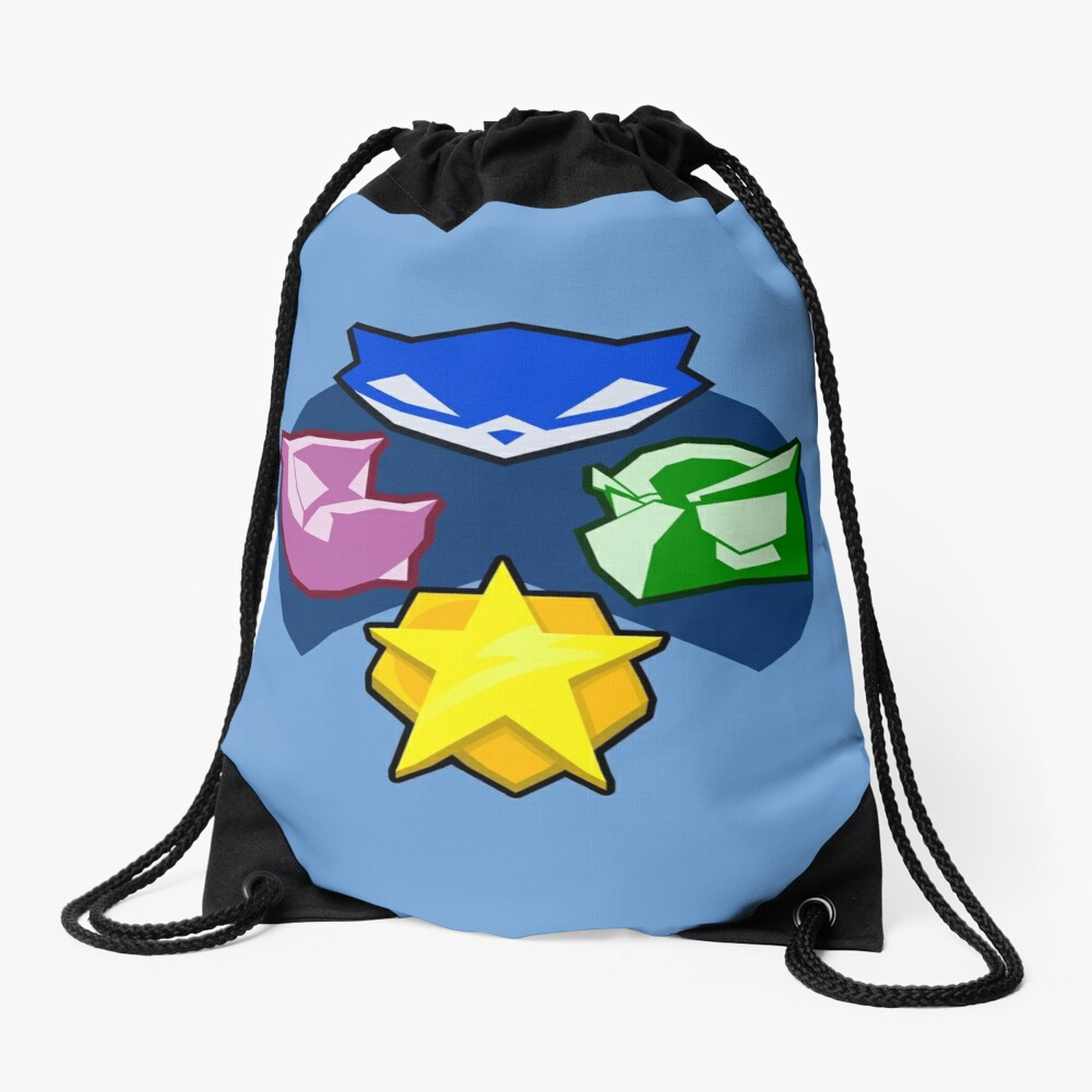Sly and Co. Gauge 1 Drawstring Bag